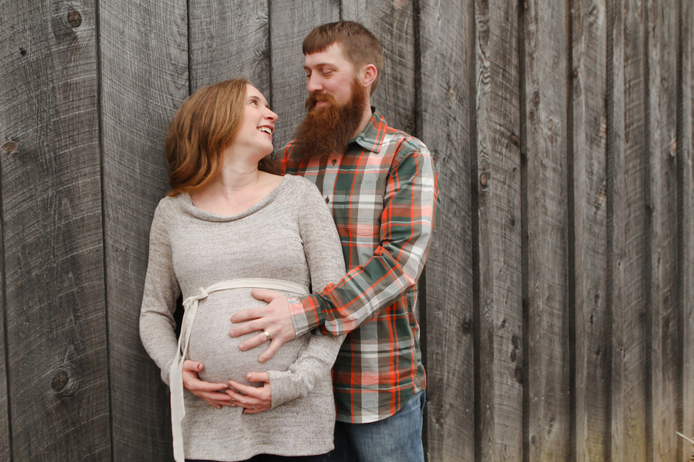 Lewisburg Maternity Photography